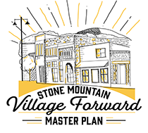 "Stone Mountain ""Village Forward"" Master Plan"